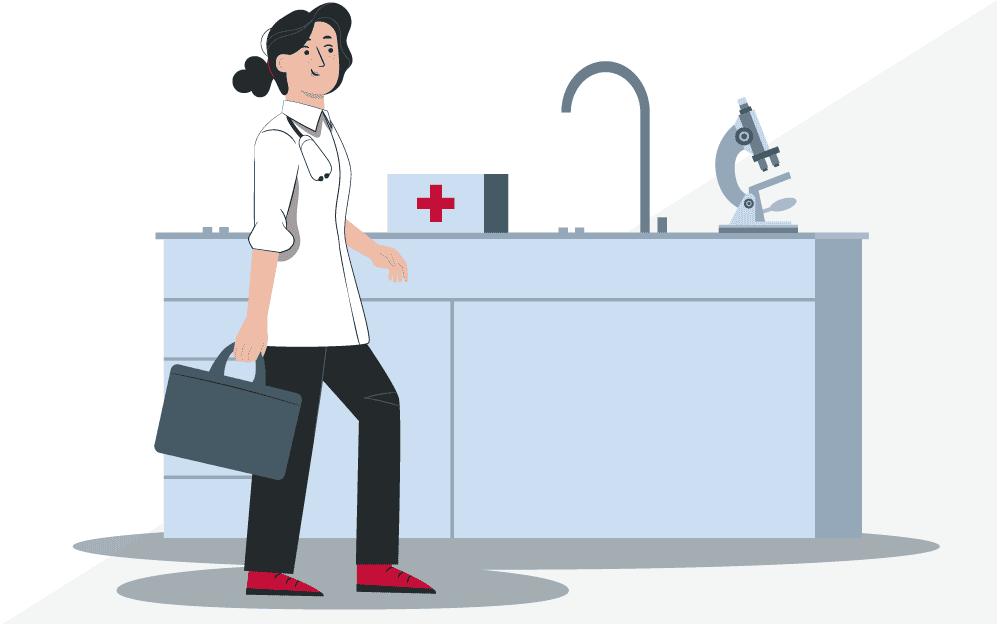 Arztsoftware MEDICAL OFFICE Datenabgleich von Unterwegs
