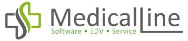 Arztsoftware MEDICAL OFFICE Partner MedicalLine