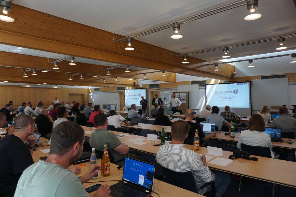 Treffen Vertriebspartner Praxissoftware MEDICAL OFFICE