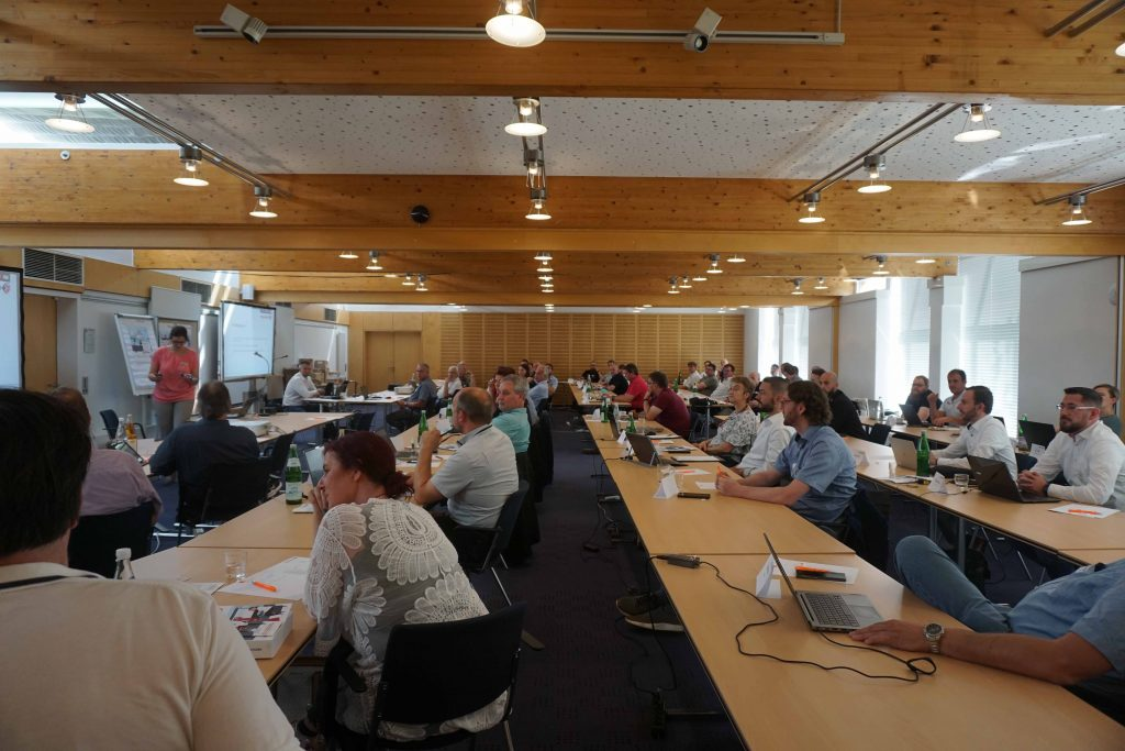 Arztsoftware MEDICAL OFFICE Treffen regionaler Partner
